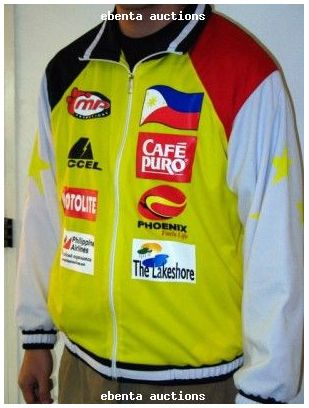 PACQUIAO TEAM BOXING JACKET